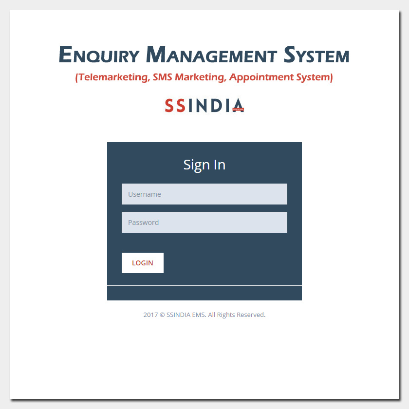 enquiry-management-system